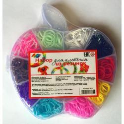 Набор для плетения из резинок Яблоко